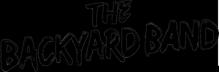 The Backyard Band Logo